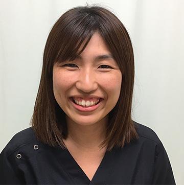 スタッフ 鎌田 真弓